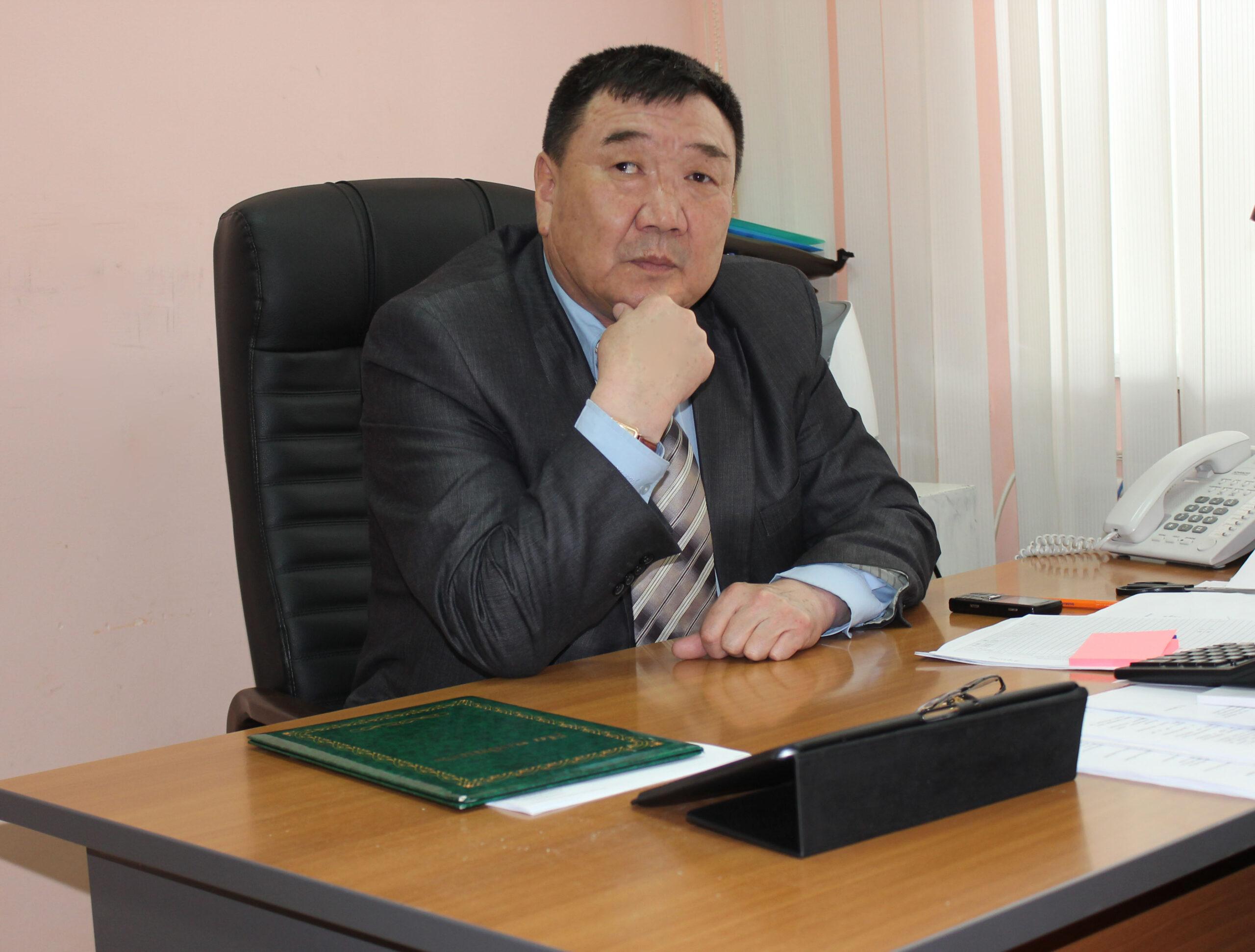 Г.Д. Унканжинов ФГБУ САС Калмыцкая